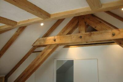 Dachraum AAB Atelier für Architektur und Bauökologie | Bern | Schweiz