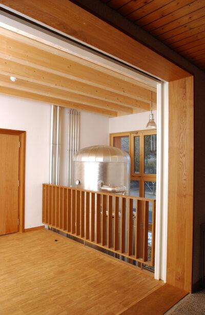Solarspeicher AAB Atelier für Architektur und Bauökologie | Bern | Schweiz