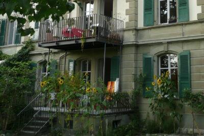 Sandsteinrestauration AAB Atelier für Architektur und Bauökologie | Bern | Schweiz