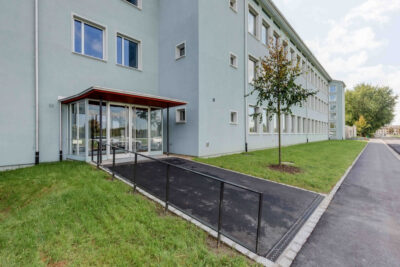 Nachgedämmte Fassade AAB Atelier für Architektur und Bauökologie | Bern | Schweiz