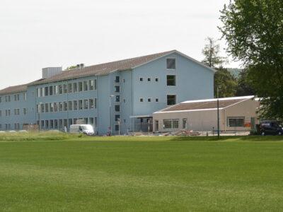 Schule und Tagesstätte AAB Atelier für Architektur und Bauökologie   Bern   Schweiz