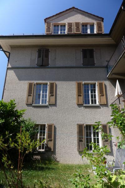 Totalsanierung AAB Atelier für Architektur und Bauökologie | Bern | Schweiz