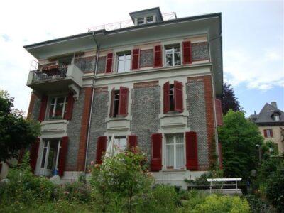Energiesanierung AAB Atelier für Architektur und Bauökologie | Bern | Schweiz