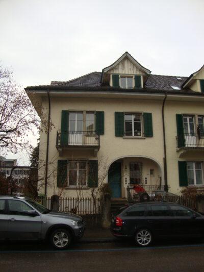 Geschützt AAB Atelier für Architektur und Bauökologie | Bern | Schweiz
