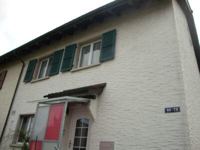 Reihenhausrenovation AAB Atelier für Architektur und Bauökologie | Bern | Schweiz