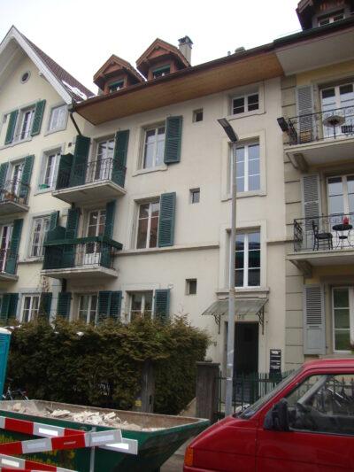 Neue Grundrisse AAB Atelier für Architektur und Bauökologie | Bern | Schweiz