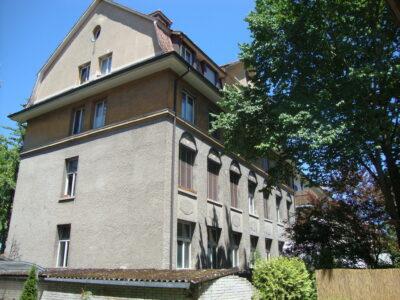 Kellerdeckendämmung AAB Atelier für Architektur und Bauökologie | Bern | Schweiz