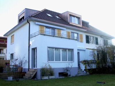 Nachdämmung Multipor AAB Atelier für Architektur und Bauökologie | Bern | Schweiz