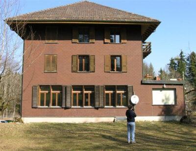 Fassadenrenovation AAB Atelier für Architektur und Bauökologie | Bern | Schweiz