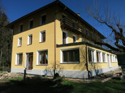 Berghaus Stafelalp AAB Atelier für Architektur und Bauökologie | Bern | Schweiz