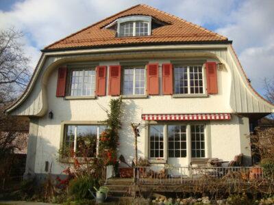Villa in Bern AAB Atelier für Architektur und Bauökologie | Bern | Schweiz