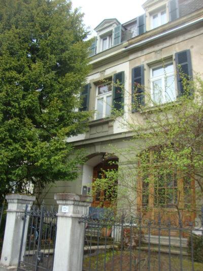 2 7 AAB Atelier für Architektur und Bauökologie | Bern | Schweiz