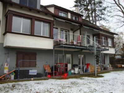 Ostfassade II AAB Atelier für Architektur und Bauökologie | Bern | Schweiz