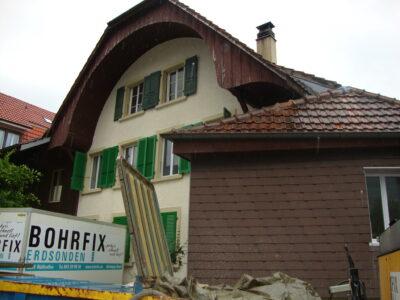 Mehrfamilienhaus in Pieterlen AAB Atelier für Architektur und Bauökologie | Bern | Schweiz