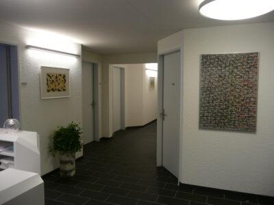 Vorraum AAB Atelier für Architektur und Bauökologie | Bern | Schweiz