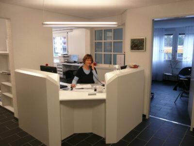 Entree AAB Atelier für Architektur und Bauökologie | Bern | Schweiz