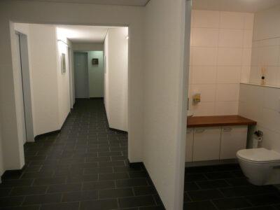 Badsanierung AAB Atelier für Architektur und Bauökologie | Bern | Schweiz