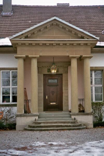 Portal AAB Atelier für Architektur und Bauökologie   Bern   Schweiz