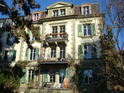 Mehrfamilienhaus Sandstein AAB Atelier für Architektur und Bauökologie | Bern | Schweiz
