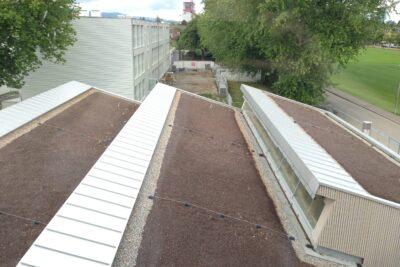 Dachschuppen AAB Atelier für Architektur und Bauökologie | Bern | Schweiz