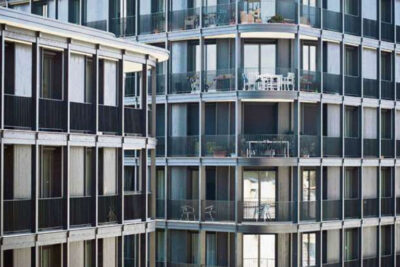 Metallfasade Minergie ECO AAB Atelier für Architektur und Bauökologie | Bern | Schweiz