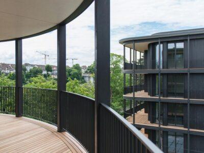 Terrassse AAB Atelier für Architektur und Bauökologie   Bern   Schweiz