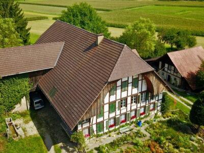 Gemeinschaftliches Wohnen in Guemmenen AAB Atelier für Architektur und Bauökologie | Bern | Schweiz
