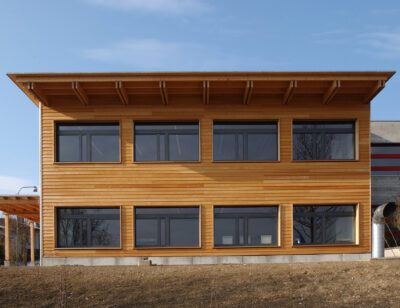 Schulhsauserweiterung in Meikirch AAB Atelier für Architektur und Bauökologie | Bern | Schweiz