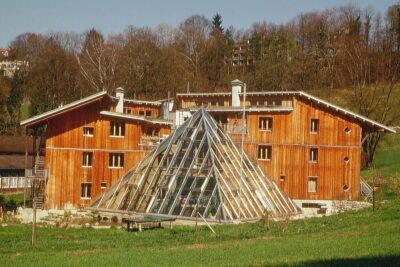 Via Felsenau I Suedfassade AAB Atelier für Architektur und Bauökologie | Bern | Schweiz