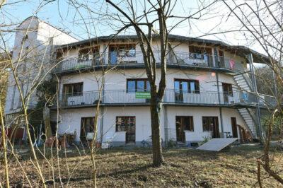 Mit Lehm verputzte Schilfplatten AAB Atelier für Architektur und Bauökologie | Bern | Schweiz