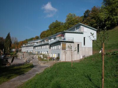 in alle Richtungen abgestuft AAB Atelier für Architektur und Bauökologie | Bern | Schweiz