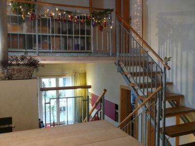 Drei Ebenen und kurze Wege AAB Atelier für Architektur und Bauökologie | Bern | Schweiz