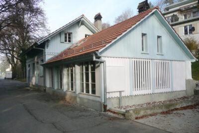 Spinnereiensemble AAB Atelier für Architektur und Bauökologie | Bern | Schweiz