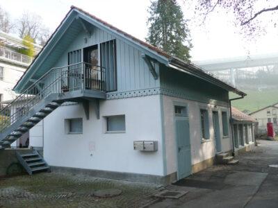 Leinölanstrich AAB Atelier für Architektur und Bauökologie | Bern | Schweiz