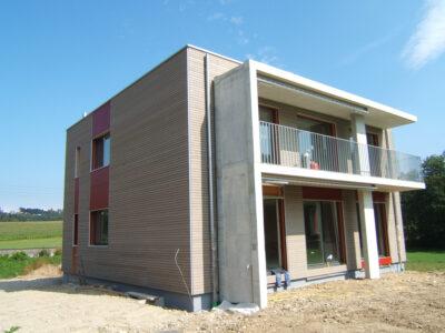 Zweigenerationenhaus in Rosshaeusern AAB Atelier für Architektur und Bauökologie | Bern | Schweiz